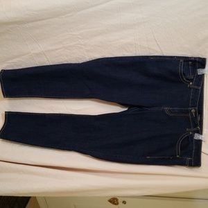 Mid rise jeans, size 20R